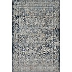 Magnolia Home by Joanna Gaines Everly 2'7 x 4' Accent Rug in Slate