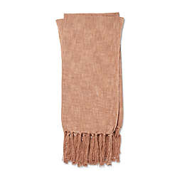 Magnolia Home by Joanna Gaines Lark Throw Blanket in Blush
