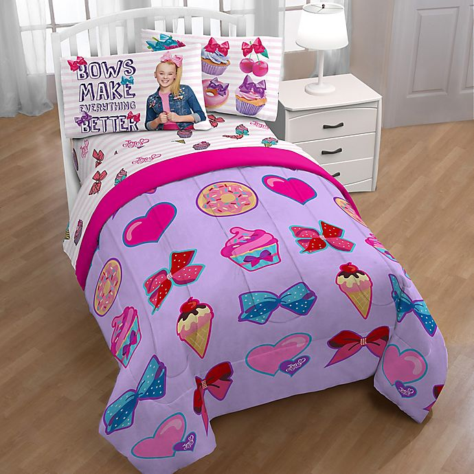 Buy Jojo Siwa Sweet Life Comforter From Bed Bath Amp Beyond