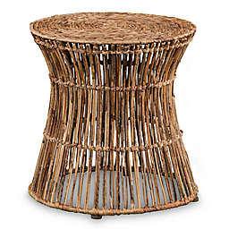 Holy & Martin® Ocala Hyacinth Accent Drum Table/Stool