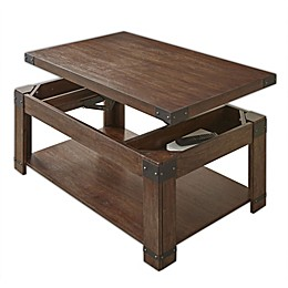 Steve Silver Co. Arusha Lift Top Cocktail Table with Casters