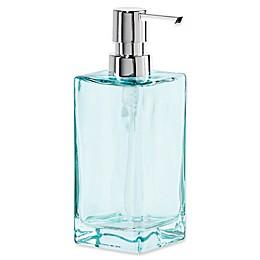 Oggi Tall Glass 13 oz. Soap Dispenser