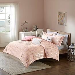 Intelligent Design Raina 4-Piece Twin/Twin XL Comforter Set