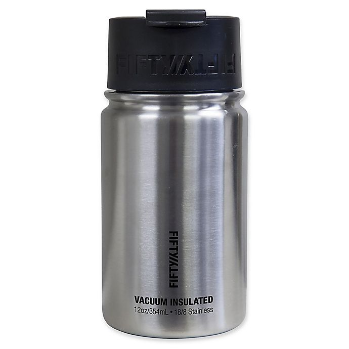 Fifty Fifty Double Wall Vacuum Insulated 12 Oz Water