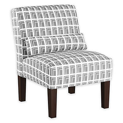 Cloth & Company Accent Chair in Architecture Grey