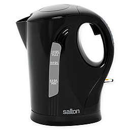 Salton 1-Liter Cordless Electric Stainless Steel Jug Kettle
