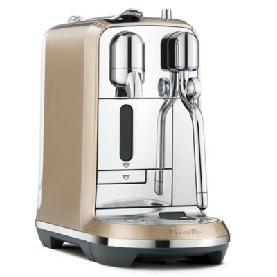 Nespresso® By Breville® Creatista Espresso Maker In Black by Bed Bath And Beyond