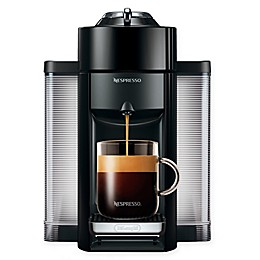 Nespresso® by De'Longhi® Vertuo Coffee/Espresso Machine in Black