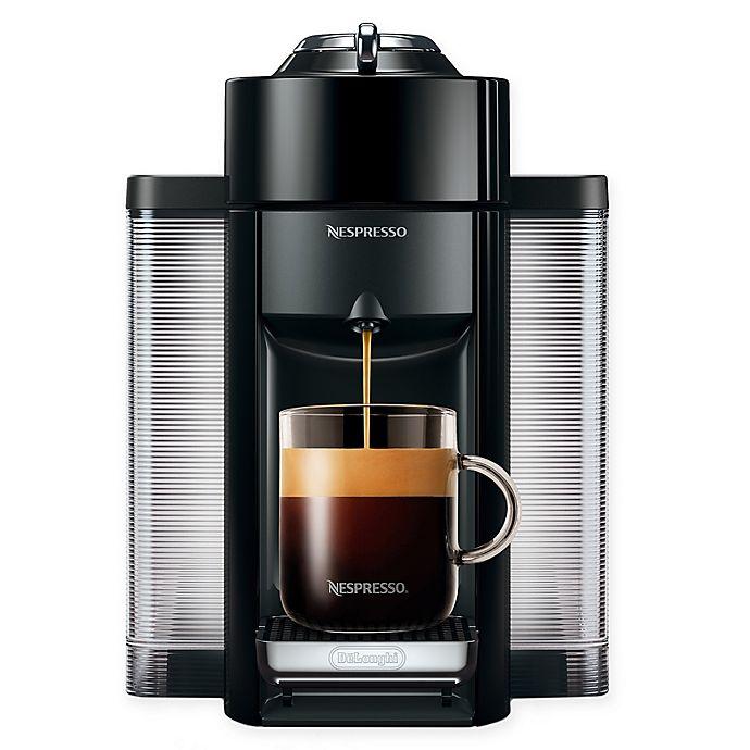 Alternate image 1 for Nespresso® by De'Longhi® Vertuo Coffee/Espresso Machine in Black