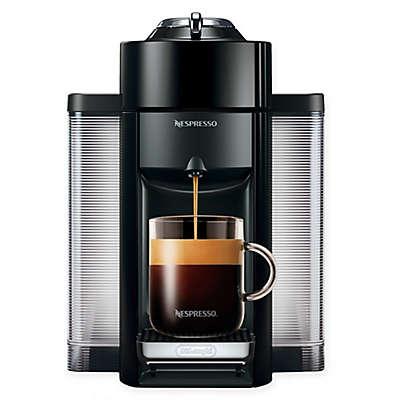 Nespresso® by De'Longhi® Vertuo Coffee/Espresso Machine in Black