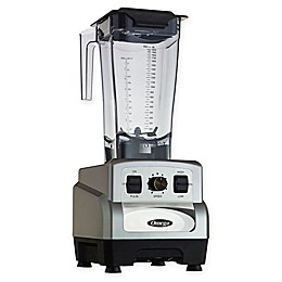 Omega® OM6560S 3 Peak HP 11-Speed Blender with Pulse in Silver