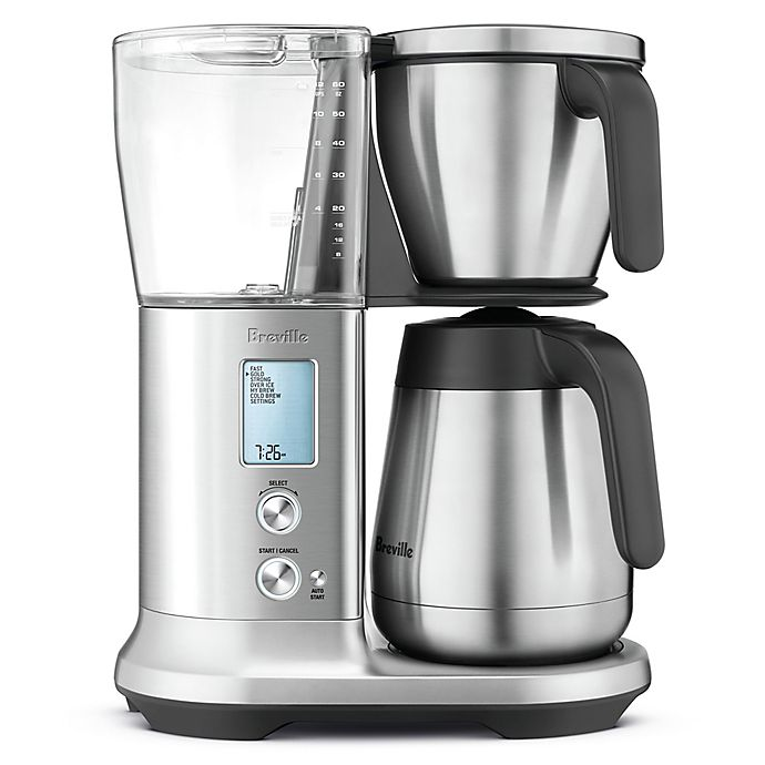 Alternate image 1 for Breville® the Precision Brewer™ 12-Cup Thermal Craft Coffee Maker