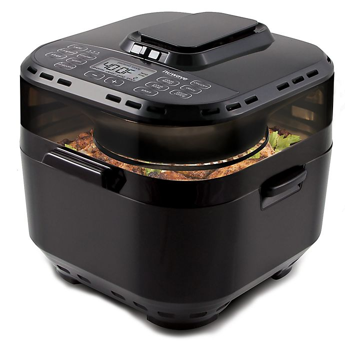 Alternate image 1 for NuWave® 10 qt. Airfryer in Black