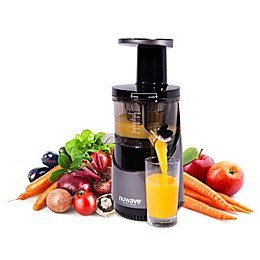 NuWave® Nutri-Master Slow Juicer in Grey