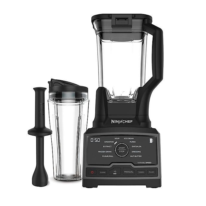 Alternate image 1 for Ninja Chef™ 1500-Watt High Speed Blender in Black