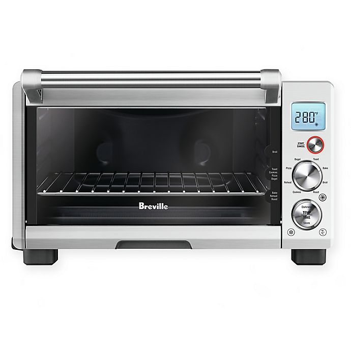 Alternate image 1 for Breville® Compact Convection Smart Toaster Oven