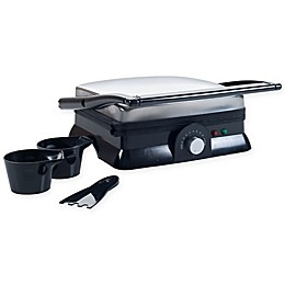 Chef Buddy Panini Press Indoor Grill