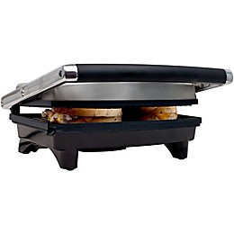 Chef Buddy 12-Inch Panini Press Indoor Grill