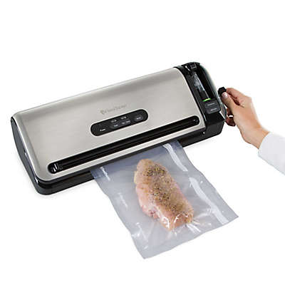 FoodSaver® FM3940 Vacuum Sealer in Stainless Steel