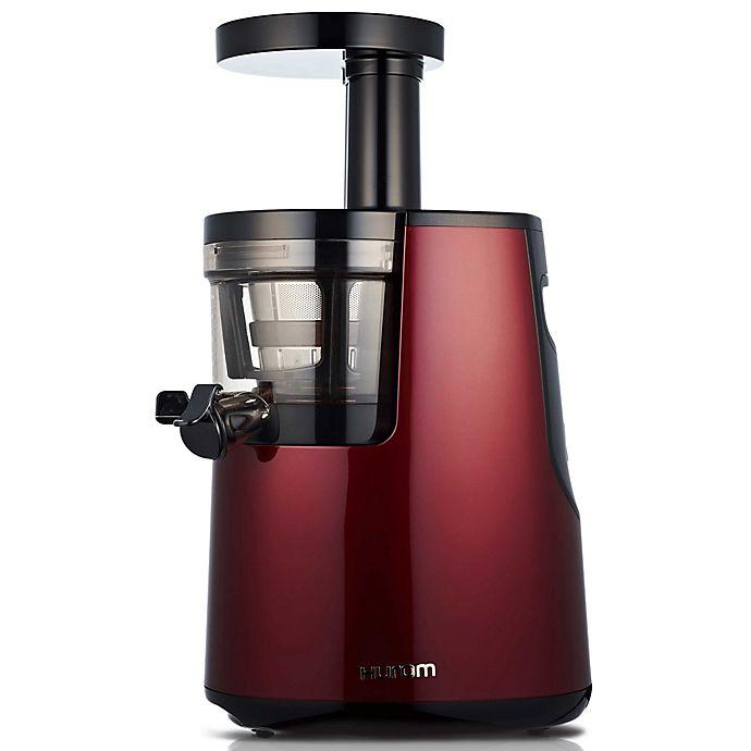 Alternate image 1 for Hurom® HH Elite Slow Juicer in Wine