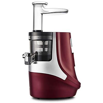 Hurom® H-AF Slow Juicer in Matte Wine