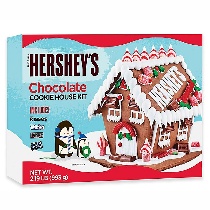 Alternate image 1 for Hershey® Chocolate Cookie House Kit