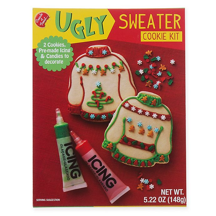Ugly Sweater Cookie Kit Bed Bath Beyond
