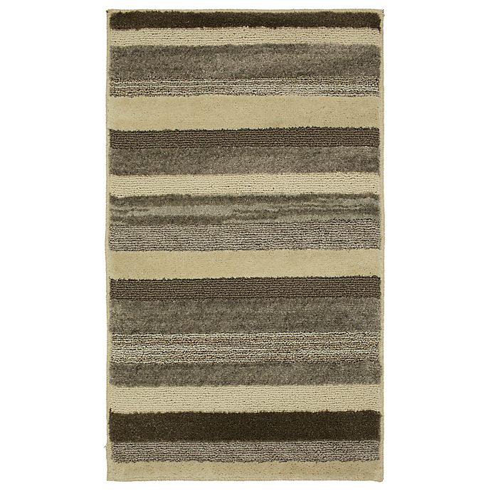 Alternate image 1 for Mohawk Home® Farmhouse Mirage Washable Accent Rug Sand/Praline