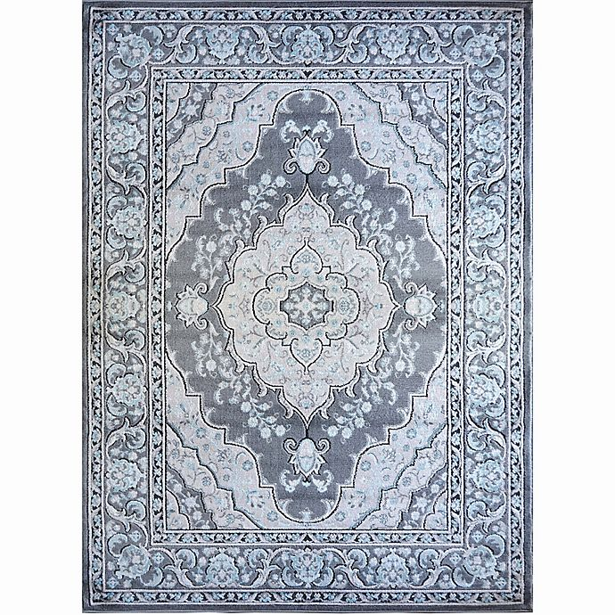 Alternate image 1 for Home Dynamix Oxford Area Rug in Grey