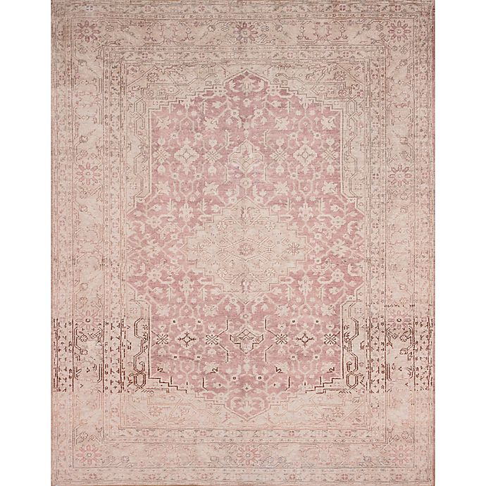 Magnolia Home By Joanna Gaines Lucca Rug Bed Bath Beyond