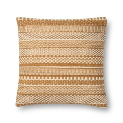 Magnolia Home By Joanna Gaines Mikey Square Throw Pillow