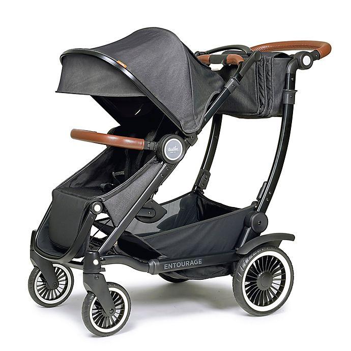 Alternate image 1 for Austlen® Entourage™ Stroller in Black