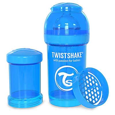 Twistshake Plastic Anti-Colic Baby Bottle in Blue