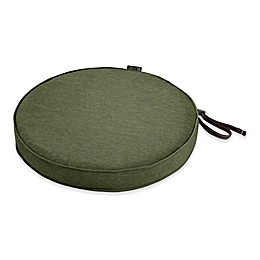 Classic Accessories® Montlake™ FadeSafe 18-Inch Round Outdoor Dining Seat Cushion