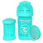 Twistshake 6 oz. Plastic Anti-Colic Baby Bottle in Turquoise