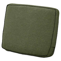 Classic Accessories® Montlake™ FadeSafe 22-Inch x 25-Inch Lounge Back Cushion in Green