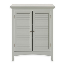 Elegant Home Fashions Hanna Cabinet Collection in Grey