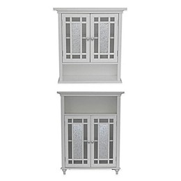 Elegant Home Fashions Margret Cabinet Collection