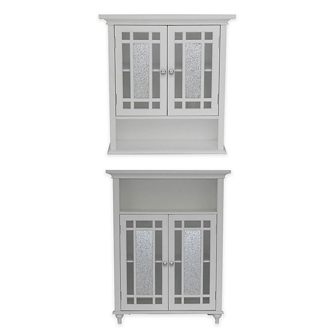 Alternate image 1 for Elegant Home Fashions Margret Cabinet Collection