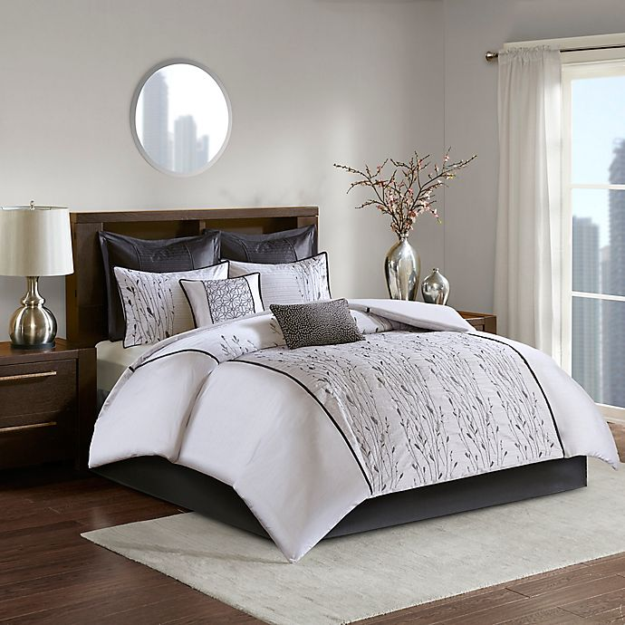 Madison Park Presley Comforter Set Bed Bath And Beyond