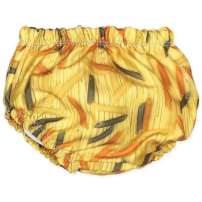 Alternate image 1 for Raindrops Bella Pasta Size 3-6M Diaper Cover