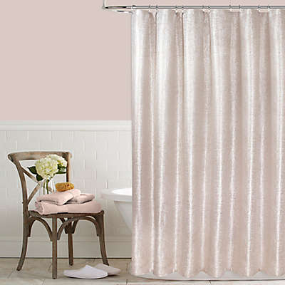 Colordrift Celina Metallic Shower Curtain Collection
