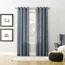 Xinnia Grommet Top Window Curtain Panel