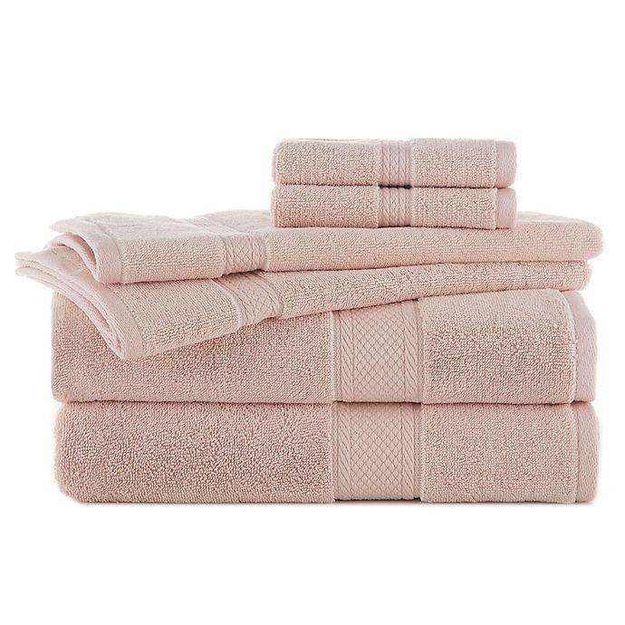 Alternate image 1 for Grand Patrician Suites Bath Towels (Set of 6)