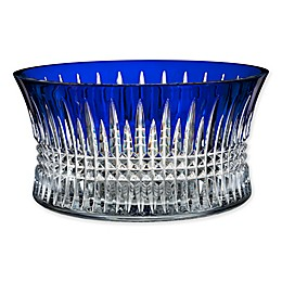 Waterford® Lismore Diamond Cobalt 10-Inch Bowl