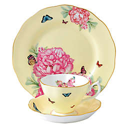 Miranda Kerr for Royal Albert Joy 3-Piece Place Setting