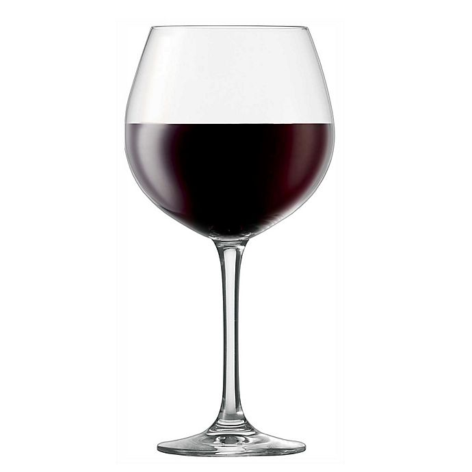 schott zwiesel tritan classico claret burgundy wine glasses set of 6 bed bath beyond. Black Bedroom Furniture Sets. Home Design Ideas