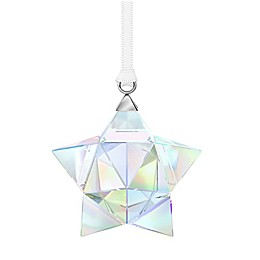 Swarovski® Small 3D Star Christmas Ornament