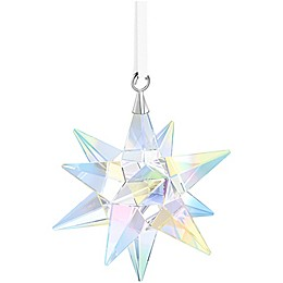 Swarovski® Large 3D Star Christmas Ornament