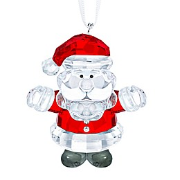 Swarovski® Santa Claus Christmas Ornament